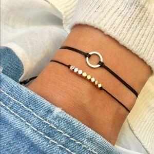 🆕 Circle Bracelet Set 2 pc